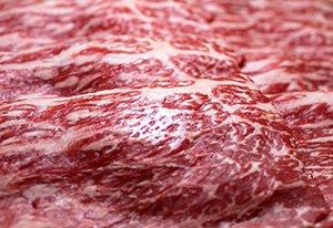 画像1: 山形牛黒毛和牛 ももスライス400g すき焼き・しゃぶしゃぶ用