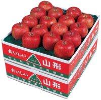 山形県朝日町産 ふじりんご 10kg 秀品32玉入